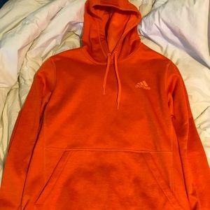Adidas Climawarm hoodie sz L